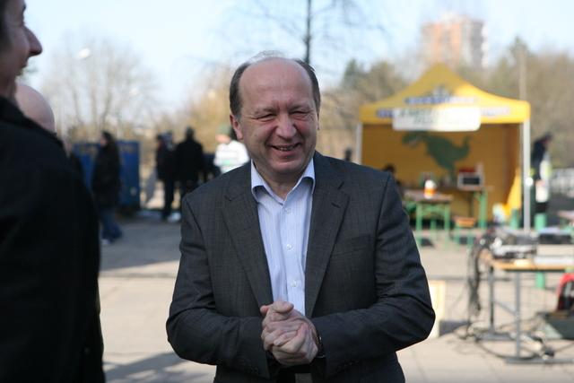 A.Kubilius lankosi VU Fizikos fakultete 2009-04-04