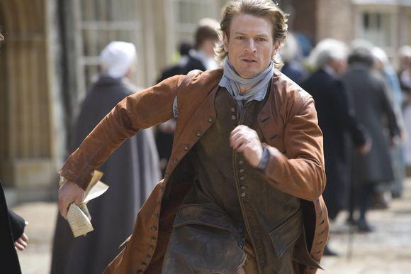 """TV3 naujame seriale """"Robinzonas Kruzas"""" kaskadinius triukus atlieka pats P. Winchesteris."""