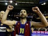 """Reuters""/""Scanpix"" nuotr./""Barcelona"" lyderis J.C.Navarro džiaugiasi pergale."