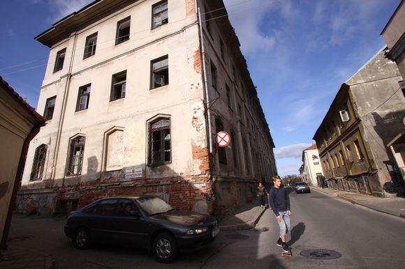 Lietuvos Aukščiausiajam Teismui priėmus galutinį nuosprendį, Senamiestyje esantis buvusios ligoninės pastatas bus įtrauktas į privatizuojamų objektų sąrašą.