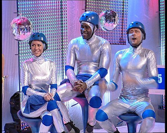 Mėlynųjų komanda