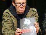 """Tomo Urbelionio/BFL nuotr./OKT teatro knyga """"OKT: būti čia"""""""