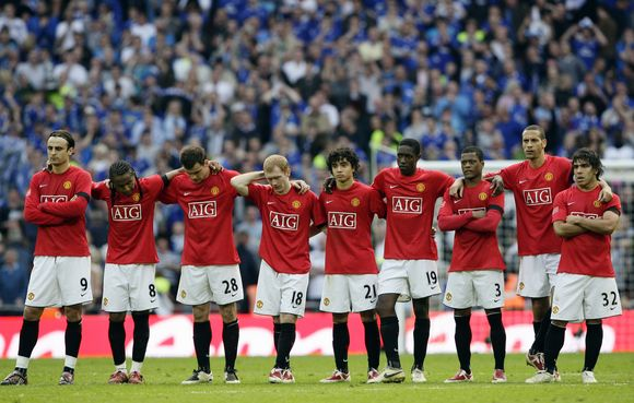 """Manchester United"" futbolininkai – nusivylę."
