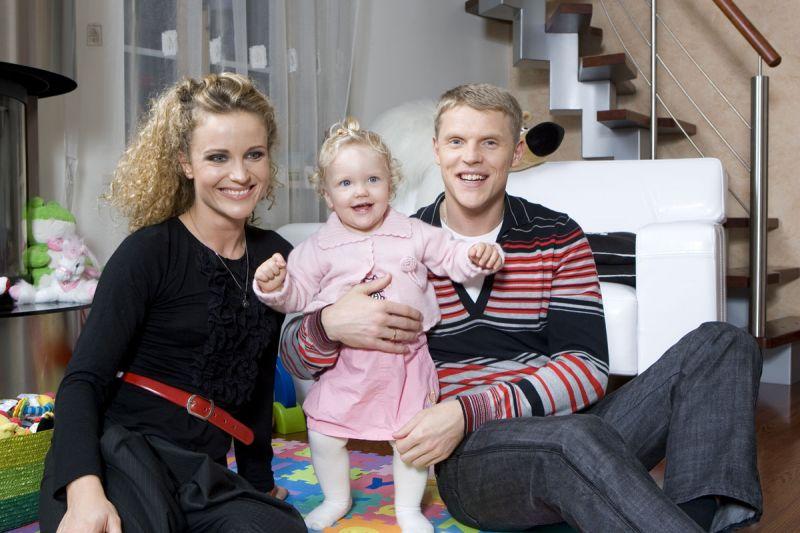 Foto naujienai: Edita Daniūtė grįžta į sportą, nors vyras nepatenkintas...