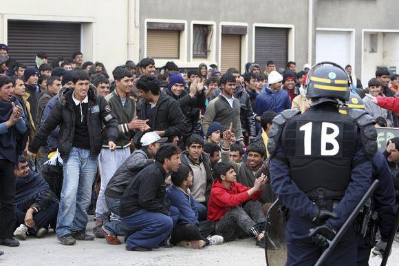 Sulaikyta 190 imigrantų