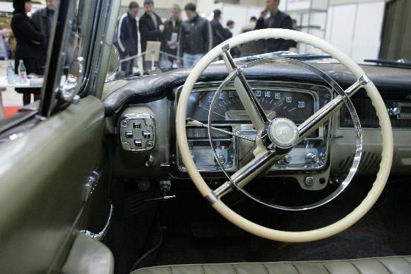 Automobilių paroda LITEXPO