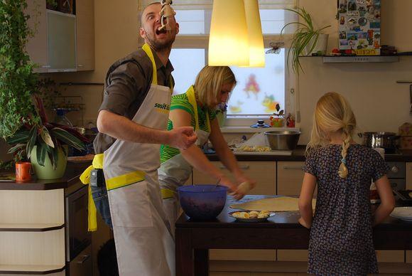 Virtuvės asas Linas