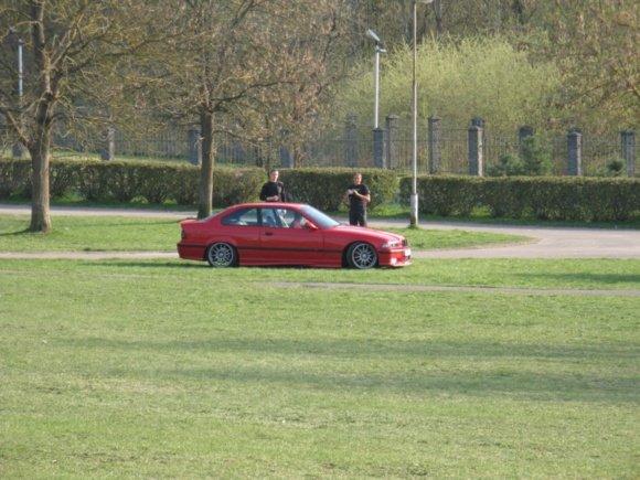 15min.lt skaitytojo Vaido nuotr./BMW Vingio parke
