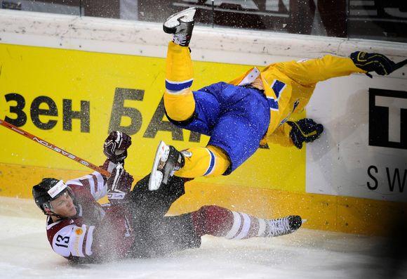 Latviai pergalę išplėšė po baudinių serijos
