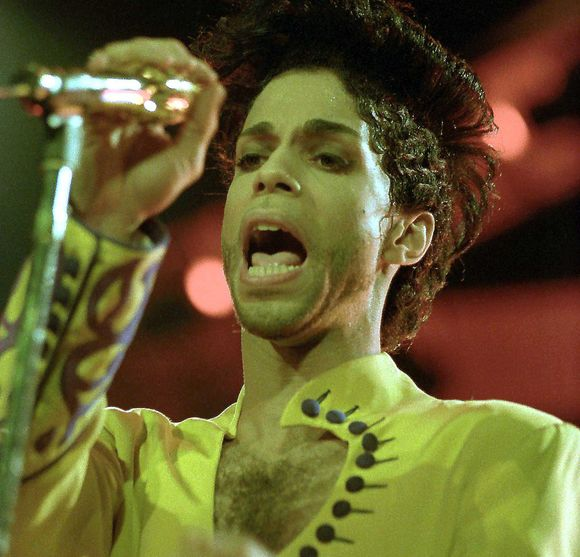 Dainininkas Prince'as