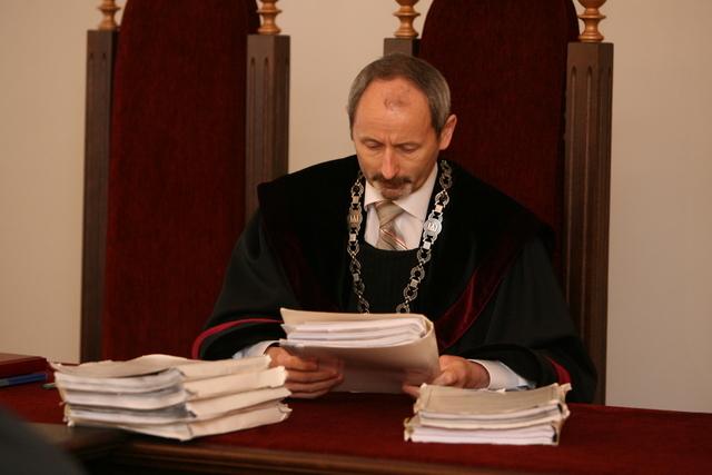 Teisėjas Vladislovas Lenčikas
