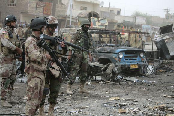 Irako kariai