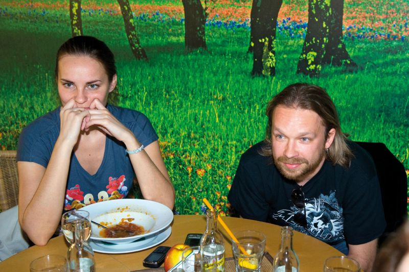 Foto naujienai: Martynas Starkus: pagavom!