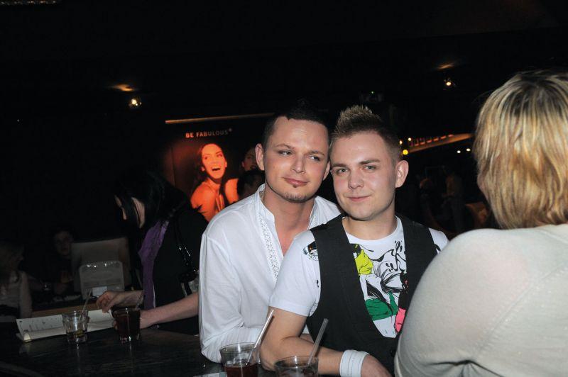Foto naujienai: Ruslanas Kirilkinas ir Jarmo Skonas. Pagaliau – į Lietuvą?