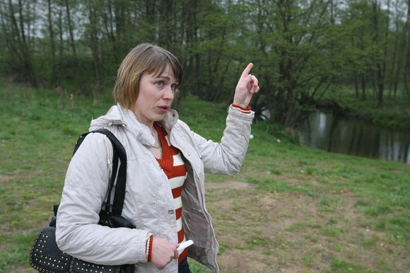 G.Kazakova stebisi, kodėl draustinis kuriamas ne esamame Trakų Vokės parke ar miške, o dirbamuose ūkininkų laukuose.