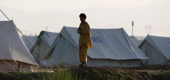Pabėgėlių stovykla