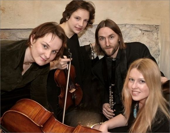 """Ansamblis """"Affectus"""" itin mėgsta XVII-XVIII amžiaus instrumentinę muziką."""