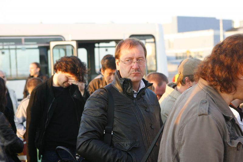 """Foto naujienai: Viktoras Uspaskich: """"Eurovizijos"""" vizija"""