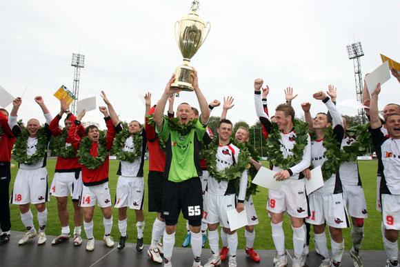 Nugalėtojų triumfas