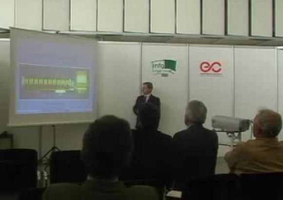 """Infobalt 2009"" seminarai transliuojami ir internetu."