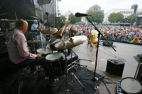 Šiemet Klaipėdos Pilies džiazo festivalio nebus, tačiau šios muzikos mėgėjai sulauks padėkos koncerto.