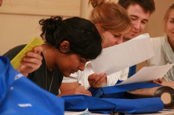 ISM mainysis studentais su geriausiais Europos universitetais.