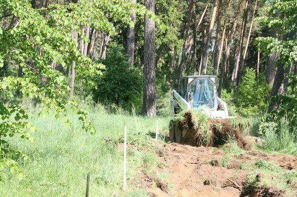 Sutvarkius Kulautuvos miško parką, planuojama atnaujinti lauko estradą, sutvarkyti paplūdimius.