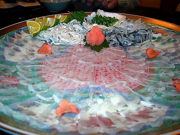 Archyvo nuotr./Fugu žuvienės kąsnelis gali baigtis mirtimi