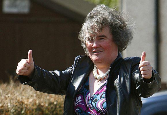 S.Boyle nelaimėjo finalo, bet jos karjera tik prasideda