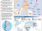 Reuters/Scanpix nuotr./AIR FRANCE lėktuvo AIRBUS katastrofa