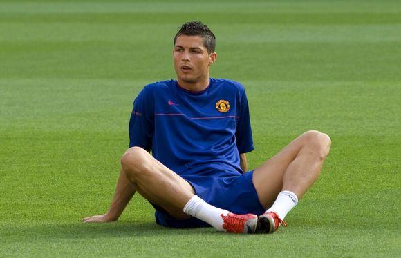 C.Ronaldo kainą atskleidė treneris A.Fergusonas
