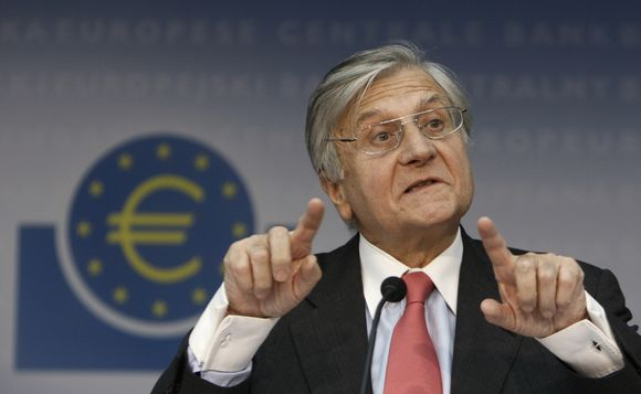 Jeanas Claude'as Trichet