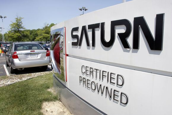 "Prekinį ženklą ""Saturn"" perims ""Penske Automotive Group""."