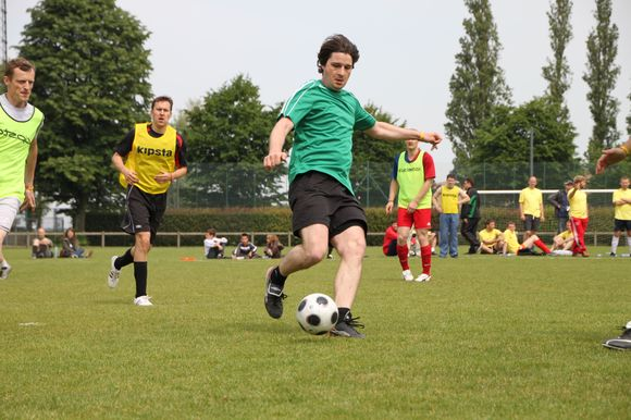 Lietuvių sporto žaidynės Briuselyje