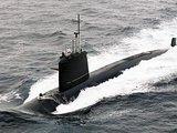 """""""Reuters""""/""""Scanpix"""" nuotr./Prancūzijos atominis povandeninis laivas """"Emeraude"""" pradėjo paieškas."""