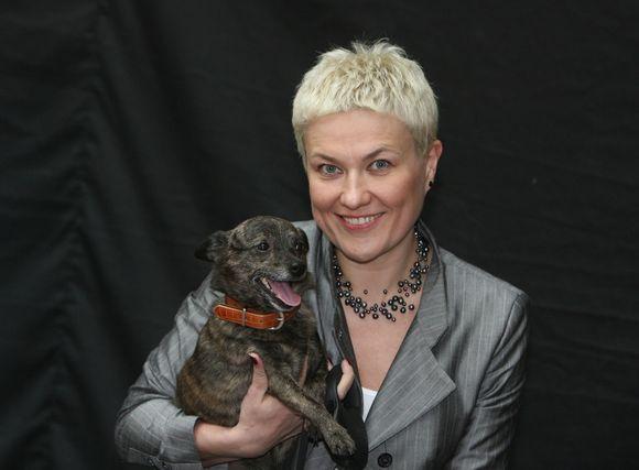 Verslininkė Rasa Martens neabejinga beglobių gyvūnėlių likimui ir jau žino, ką reiškia keletą dienų gyventi nežinioje, kai mylimas augintinis staiga pradingsta.