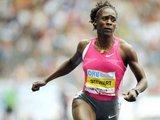 "AFP/""Scanpix"" nuotr./Jamaikos sprinterė Kerron Stewart"