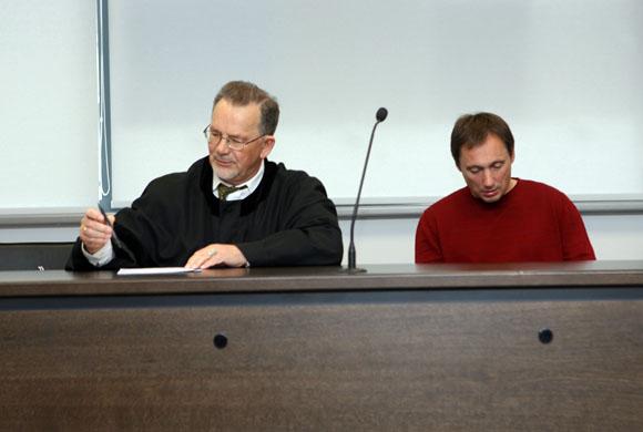 G.Petriko teismas birželio 16 d.