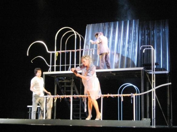 Klaipėdos dramos teatre - paskutinė premjera šį sezoną.