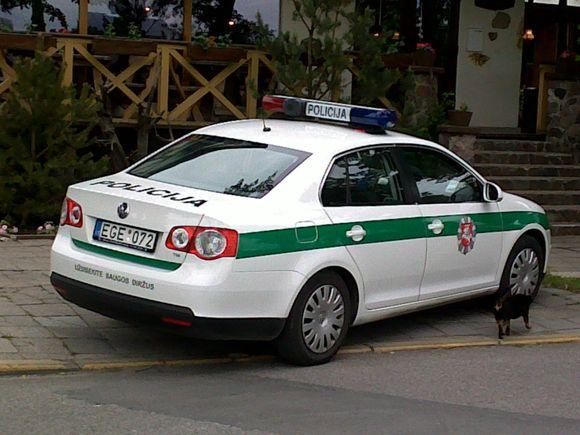Šventosios policininkai