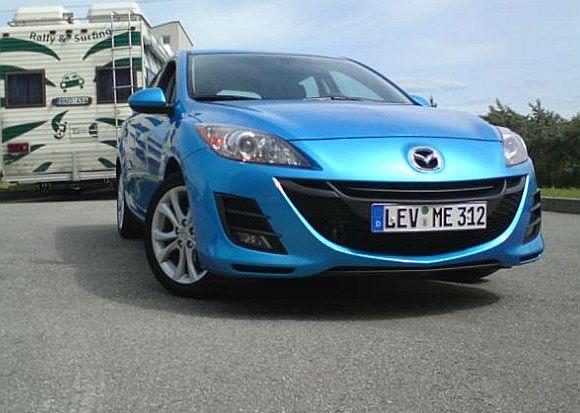 Naujoji Mazda 3