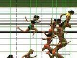 Linos Gričikaitės bėgimo fotofinišas