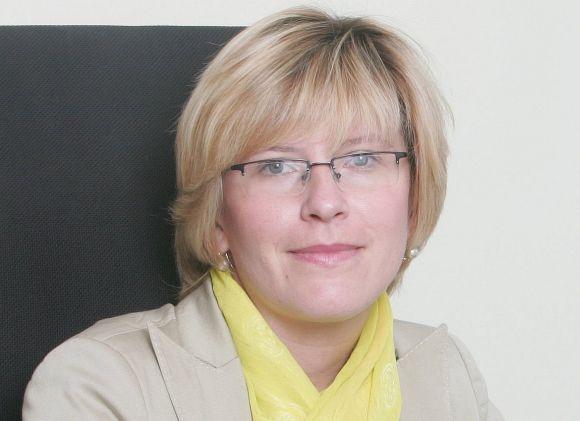 Ministerijos sekretorė Ingrida Šimonytė