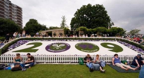 Antrasis Vimbledono teniso turnyro ratas prasidės trečiadienį.