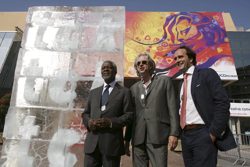 Kofis Ananas skelbia kovą prieš klimato kaitą.