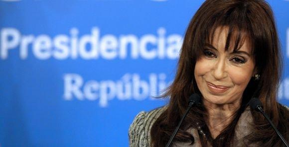 AFP/Scanpix nuotr./Cristina Fernandez Kirchner