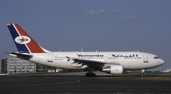 """Lėktuvas """"Yemenia"""""""