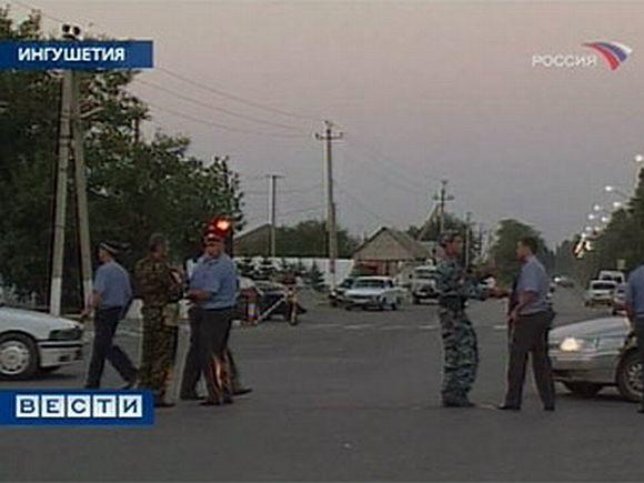 Ingušijoje apšaudyti Čečėnijos milicininkai