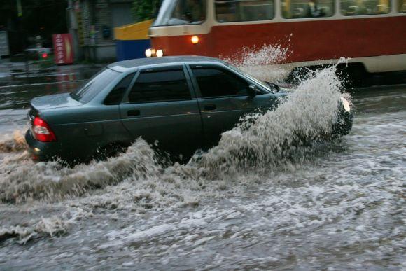 Potvyniai Europoje