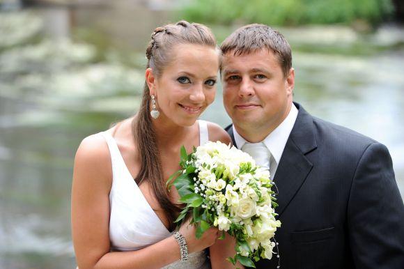 Imtynininko Mindaugo Mizgaičio vestuvės